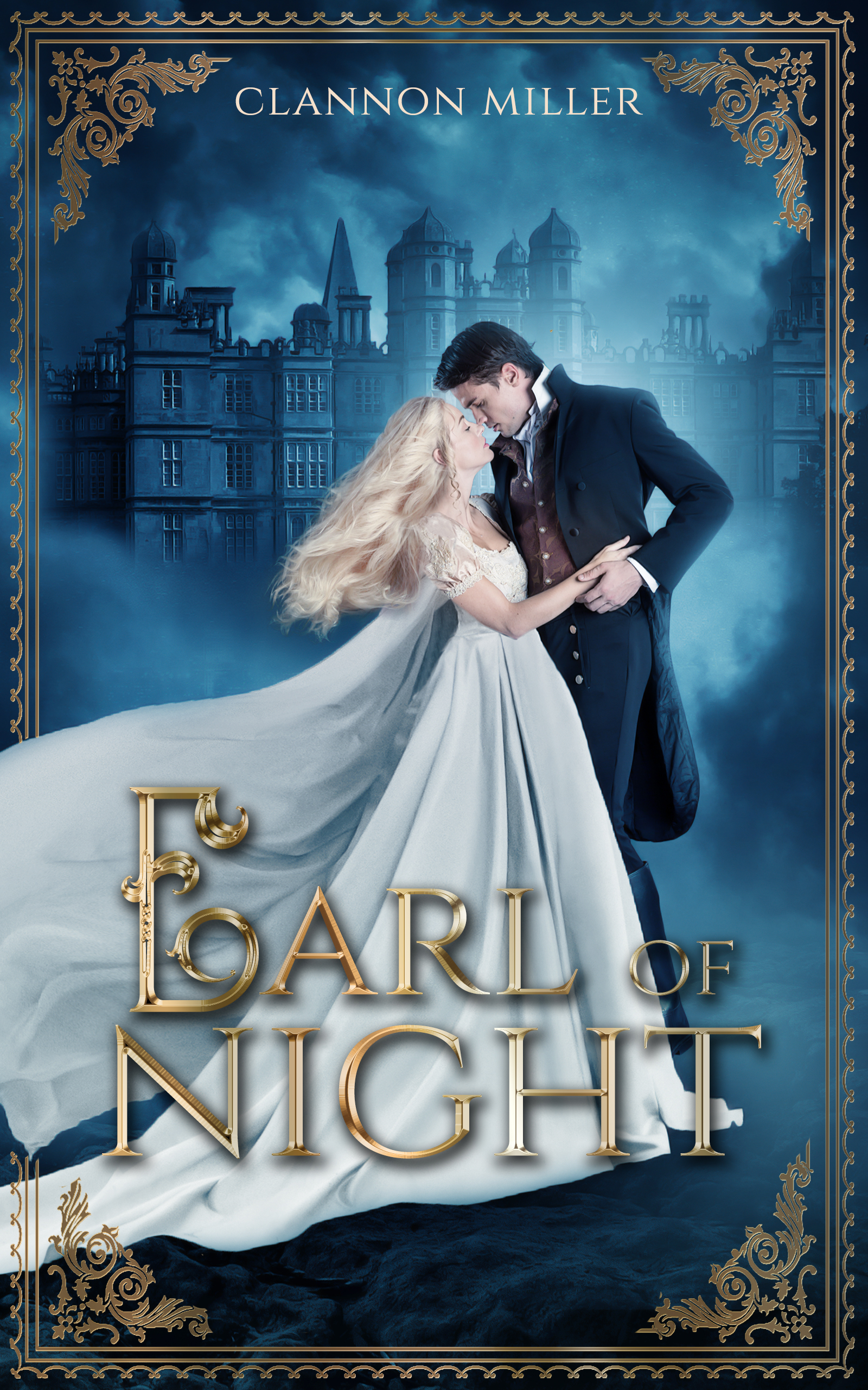 E-Book Cover AMAZON Earl of night