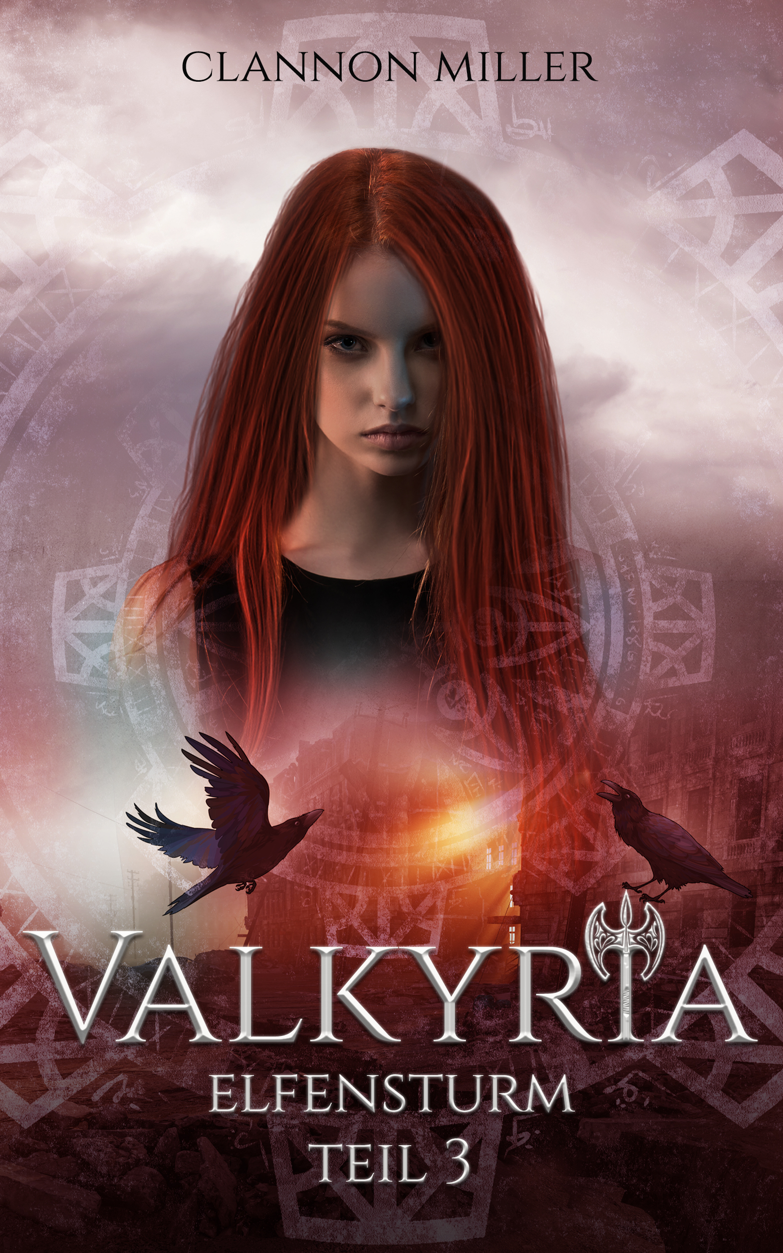 E-Book AMAZON Valkyria Band 3